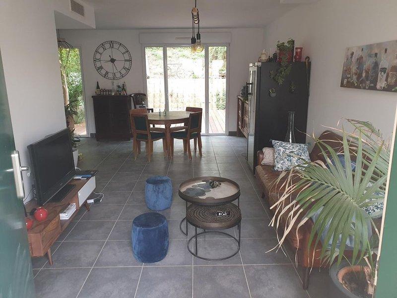 location petite maison individuelle, alquiler de vacaciones en Bouches-du-Rhone