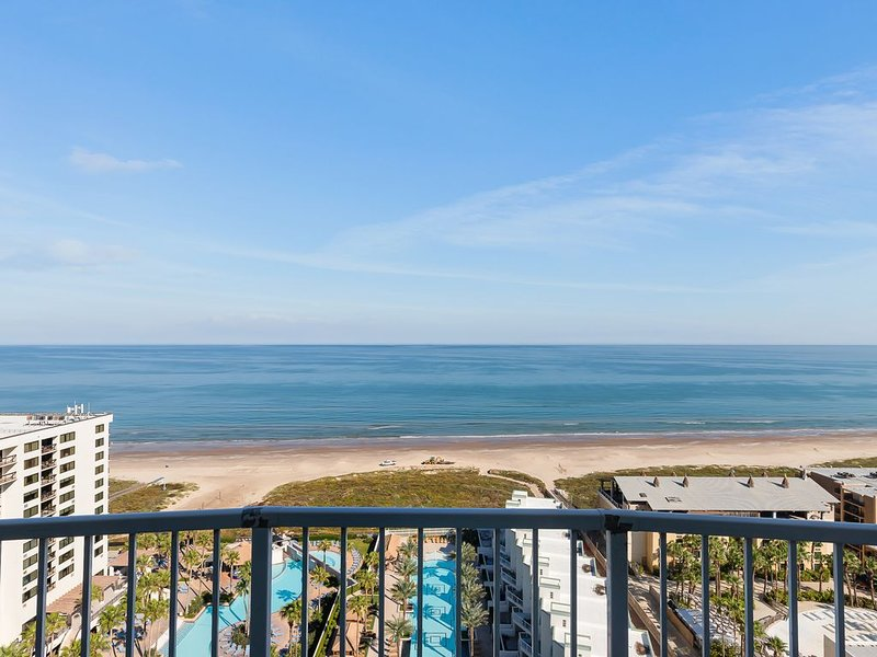 Luxurious 17th Floor Sapphire With the Best Views, holiday rental in Port Isabel