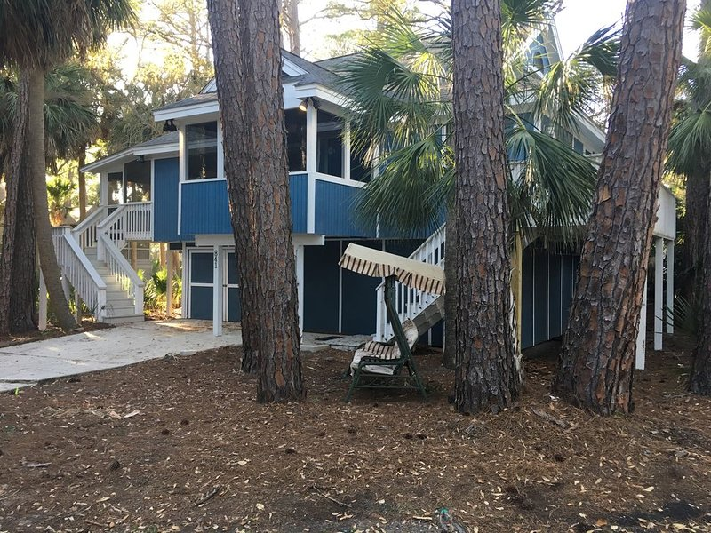 Lets talk about how you can get 5-7 days on FRIPP ISLAND � book fall weeks now!, alquiler de vacaciones en Fripp Island
