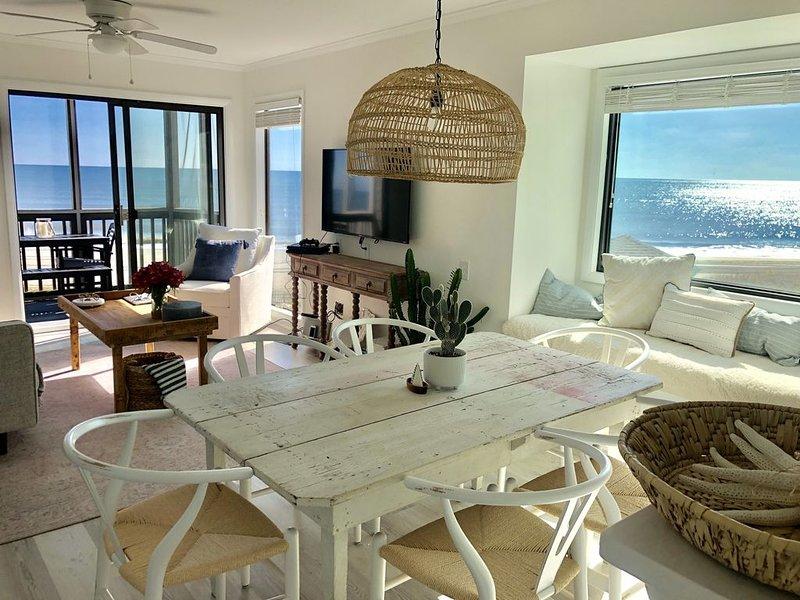 Beautiful Direct Oceanfront Atlantic Beach Paradise, holiday rental in Atlantic Beach