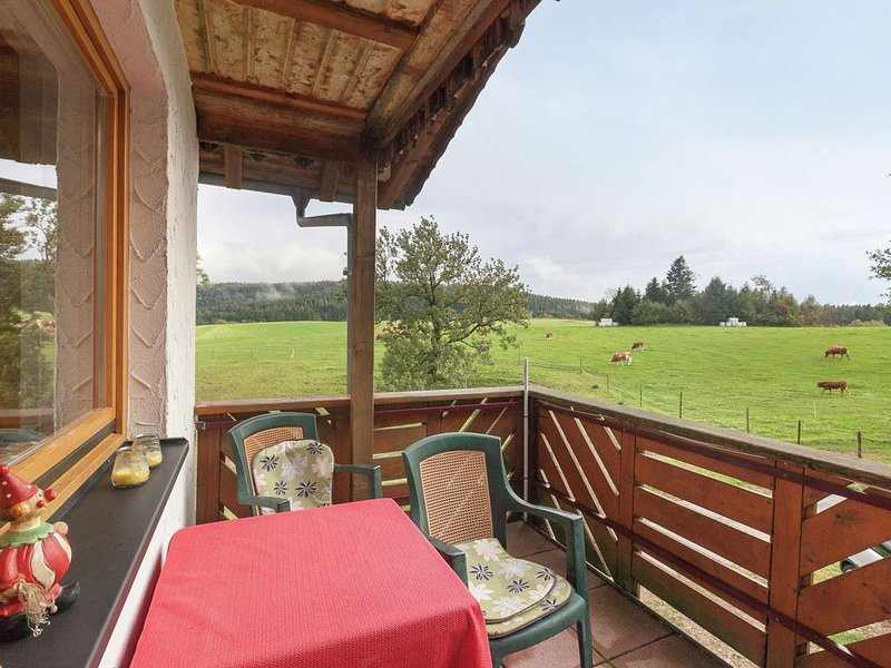 A four-person holiday accommodation in a tranquil hamlet., holiday rental in Tennenbronn