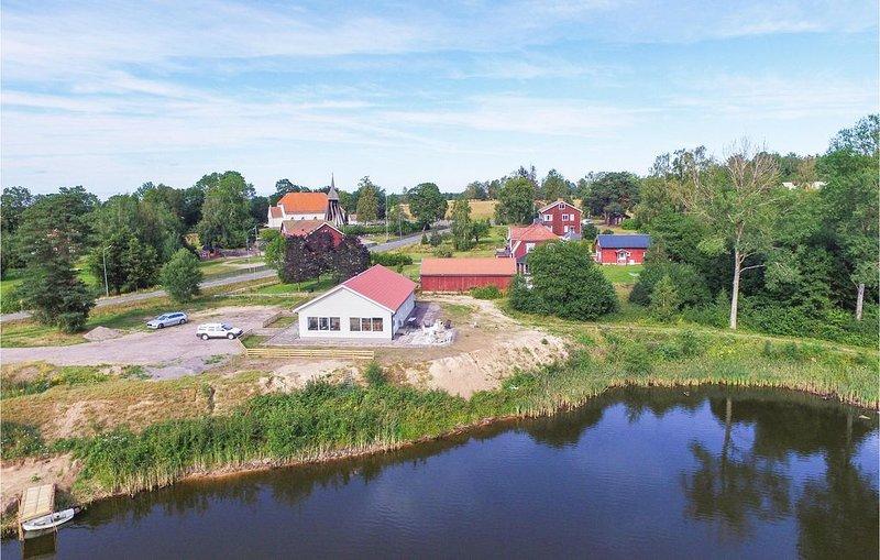 3 Zimmer Unterkunft in Tidaholm, location de vacances à Granna