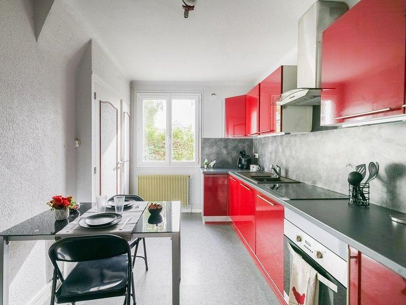 LE BERRY - Une Chambre Maison, Couchages 4, aluguéis de temporada em Morogues