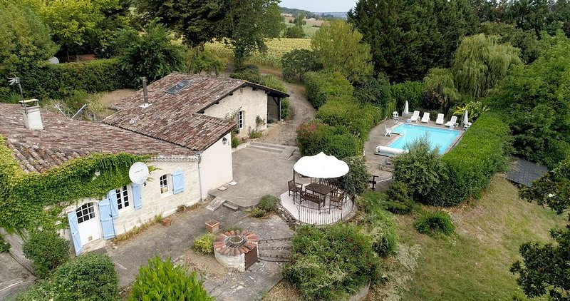 Domaine de Bernicaille, vacation rental in Lavit