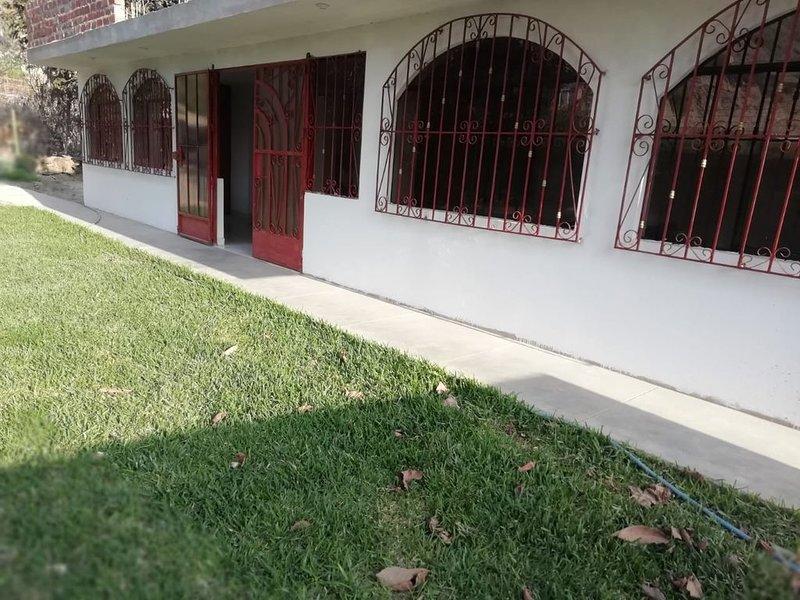 Hotel Quilla Wasi Perú, holiday rental in Nuevo Imperial