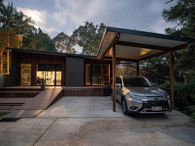 Luxury Accomodation in Rainforest Retreat, holiday rental in Lamington National Park