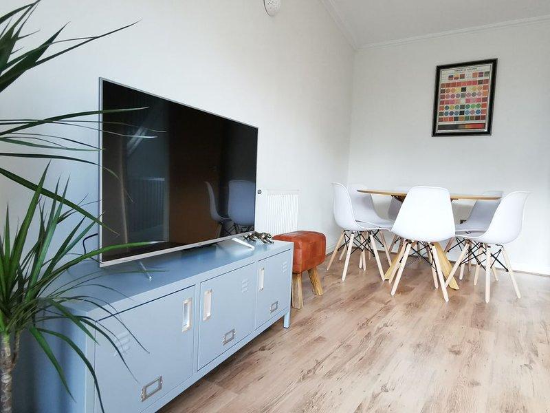 ⭐️ The Townhouse by Switchback Stays, location de vacances à Penarth