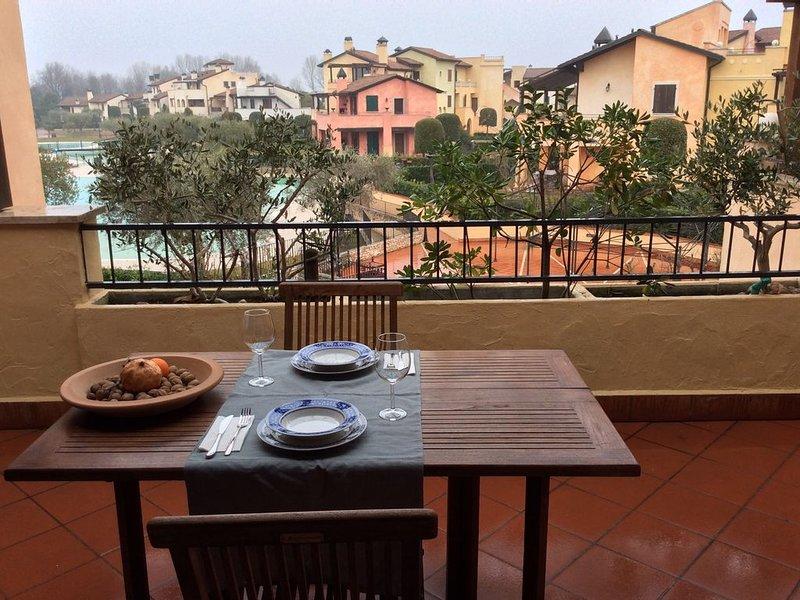 MALOMA app.13 bl.9 GR, holiday rental in Peschiera del Garda