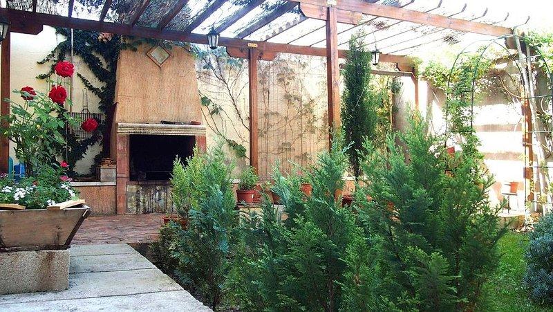 Casa rural Azahar - Serrania de Cuenca, casa vacanza a Albalate de las Nogueras