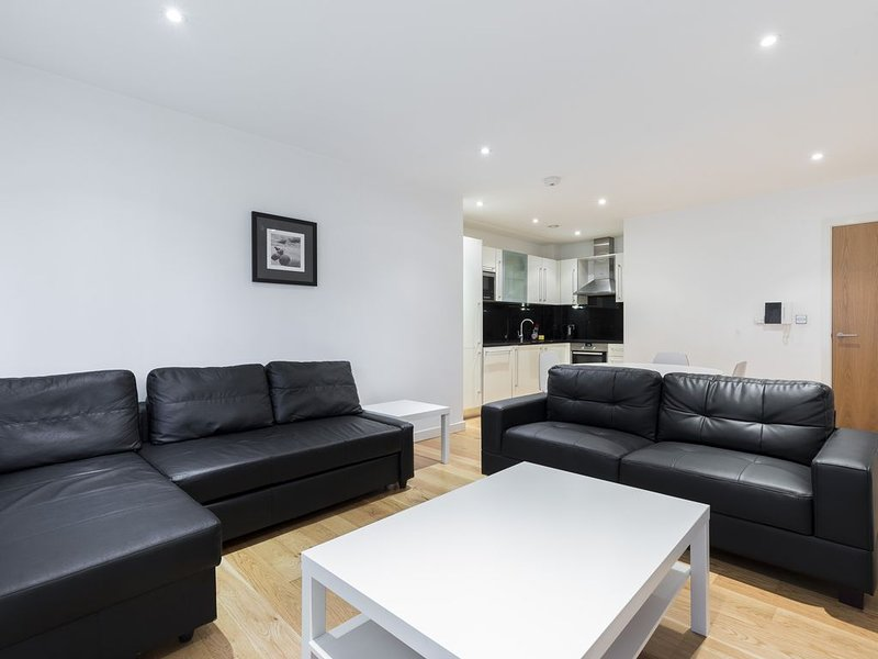 Beautiful 1 bedroom apartment, aluguéis de temporada em Beckenham