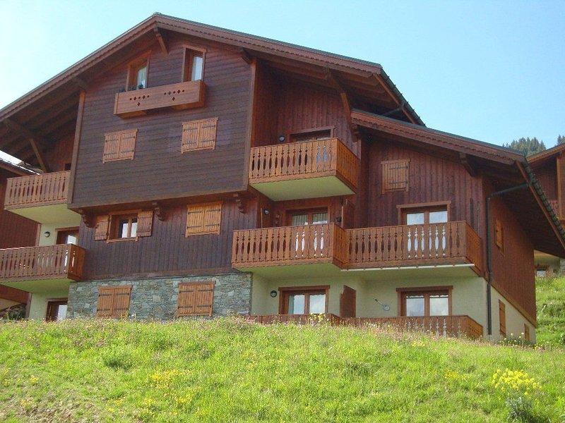 APPARTEMENT AU PIEDS DES PISTES, holiday rental in Queige