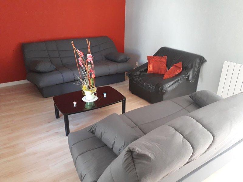 Appartement,Duplex 1 au centre-ville de Mirecourt, holiday rental in Mirecourt