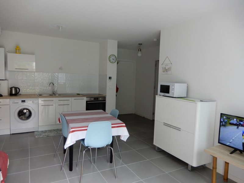 CAMBO CENTRE charmant T2 neuf proche des thermes, holiday rental in Hasparren