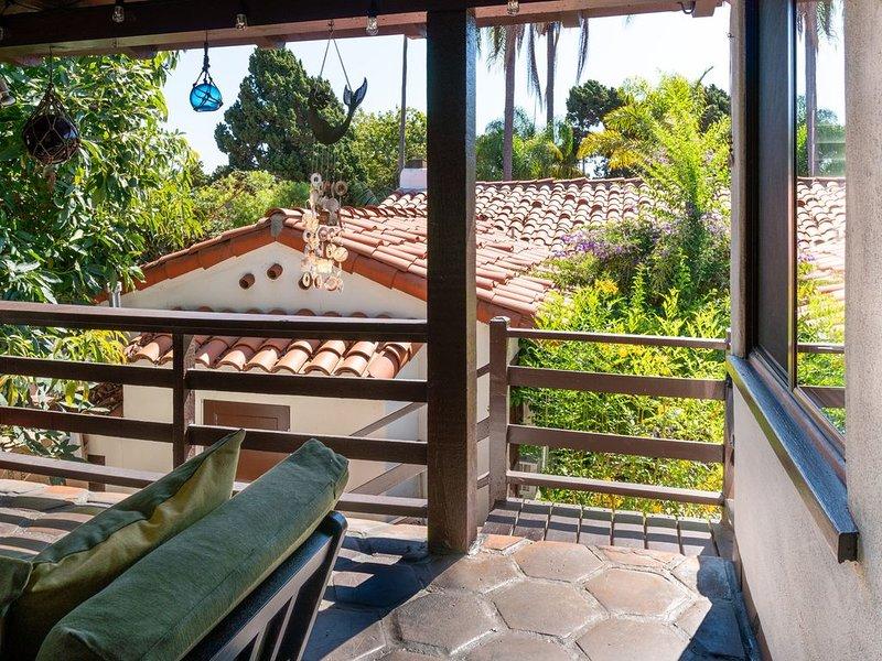 Zen Tree Top Bungalow, location de vacances à Coronado