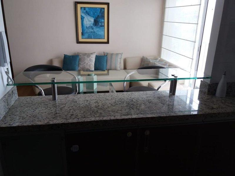 Upper Pardo Lux 3BR/3.5BA Highrise Condo – semesterbostad i San Isidro