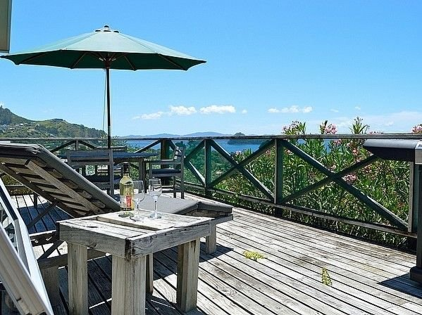 Campbell Lodge - Hahei Holiday Home, alquiler vacacional en Hahei