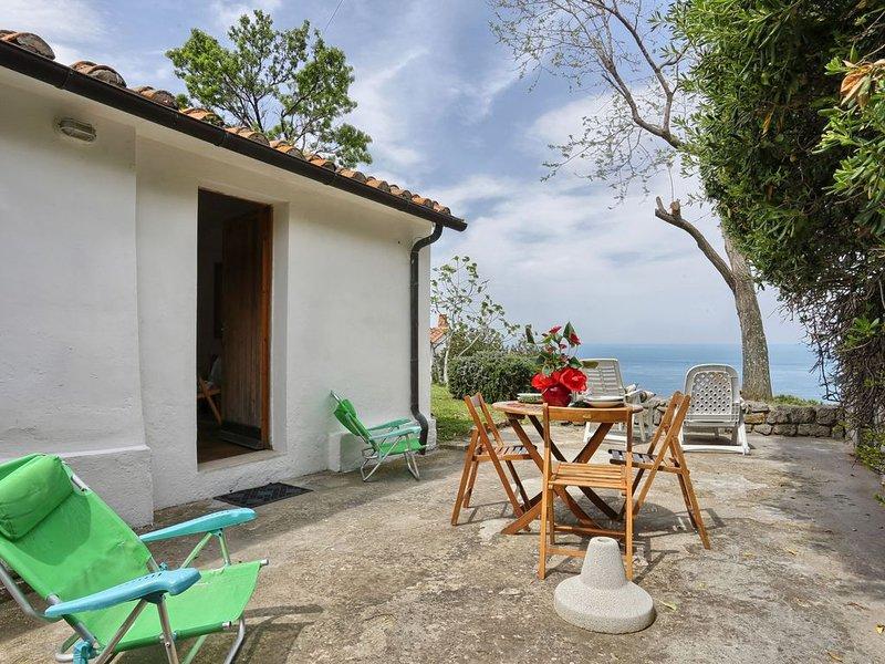Gemütliches Apartment in atemberaubender Umgebung – Studio La Gorgona, holiday rental in Sant'Andrea