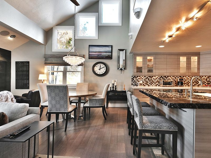'The most beautiful condo at Three Kings', vacation rental in Park City