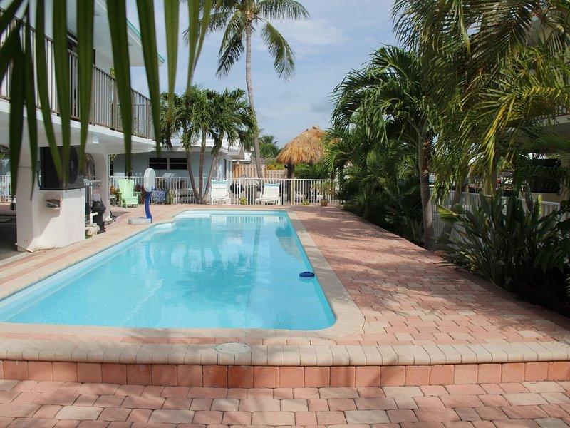 Welcome to our Peace of Paradise!, aluguéis de temporada em Key Colony Beach