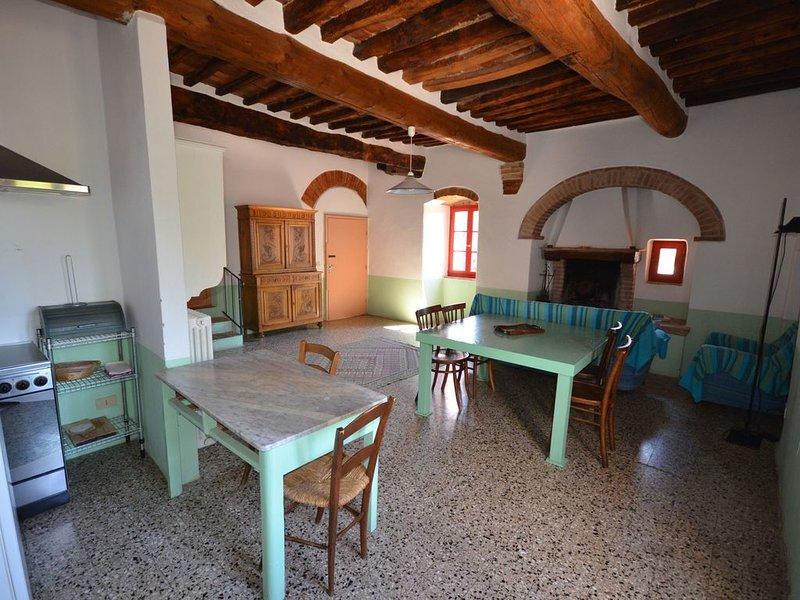Podere Pacinina - Casa Verde a Castelnuovo Berardenga - Fattoria Pacina -  Siena, alquiler vacacional en Torre A Castello