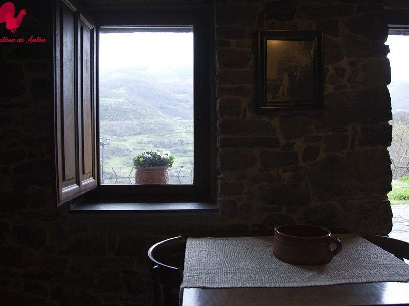 EL FORNO -LA QUINTANA DE ANTÓN, holiday rental in Pajares
