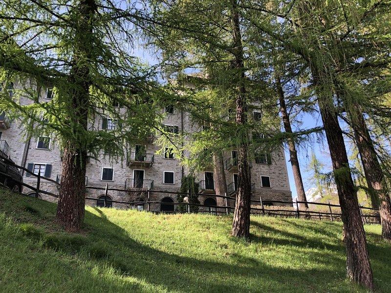Relax nella natura a ridosso della pineta, alquiler vacacional en Postalesio