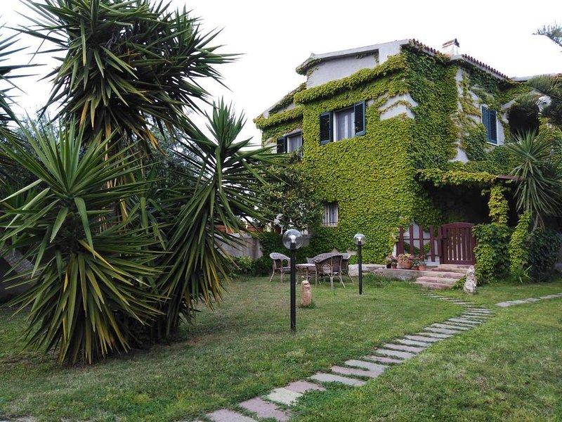CASA VERDE (GREEN HOUSE), alquiler de vacaciones en San Teodoro