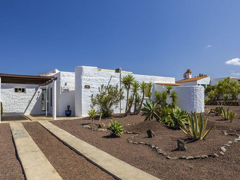 Villa 'El Cardon' is de ideale plaats om te relaxen., location de vacances à Guisguey