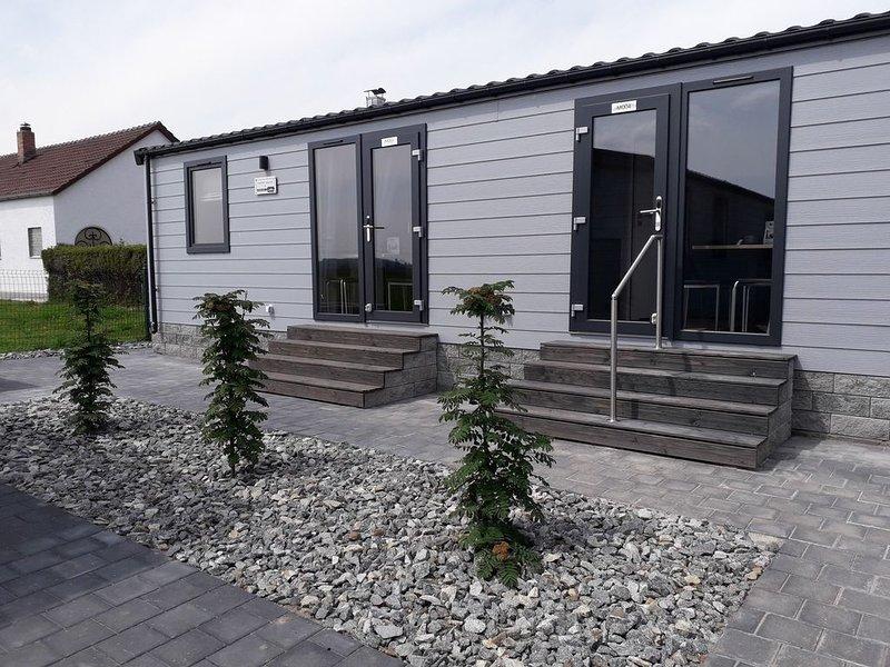 Gartenchalet Straubing Neu 2019, vacation rental in Bogen