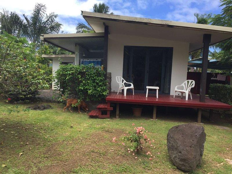 FARE ANAVAI, PAPARA, TAHITI, vacation rental in Papara
