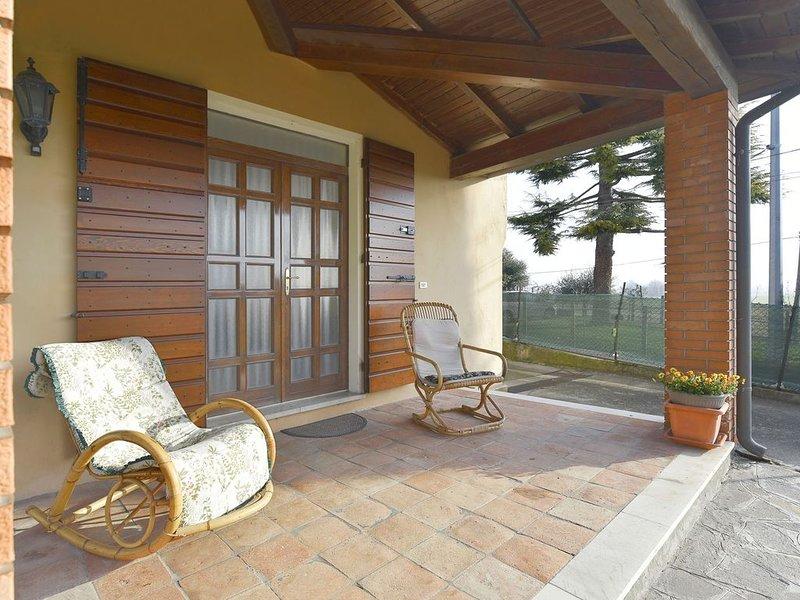 Mit entspannender Terrasse in schöner Landschaft - Nonna Rina, holiday rental in Madonna della Scoperta