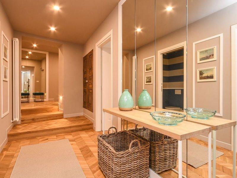 Luxuriös und zentral – Apartment Salò, location de vacances à Salo