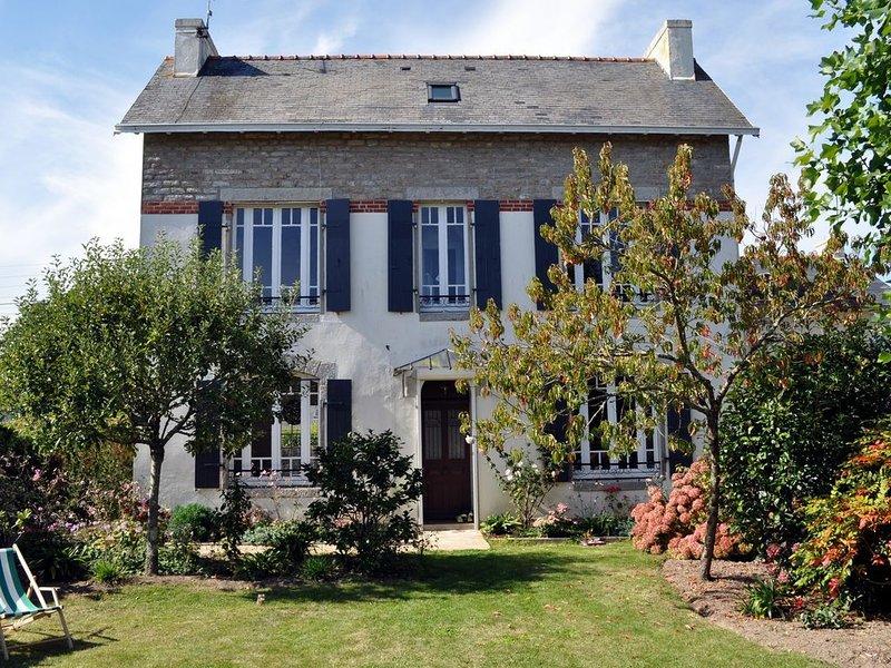 Maison à 300 m de la mer à BEG MEIL – semesterbostad i Fouesnant