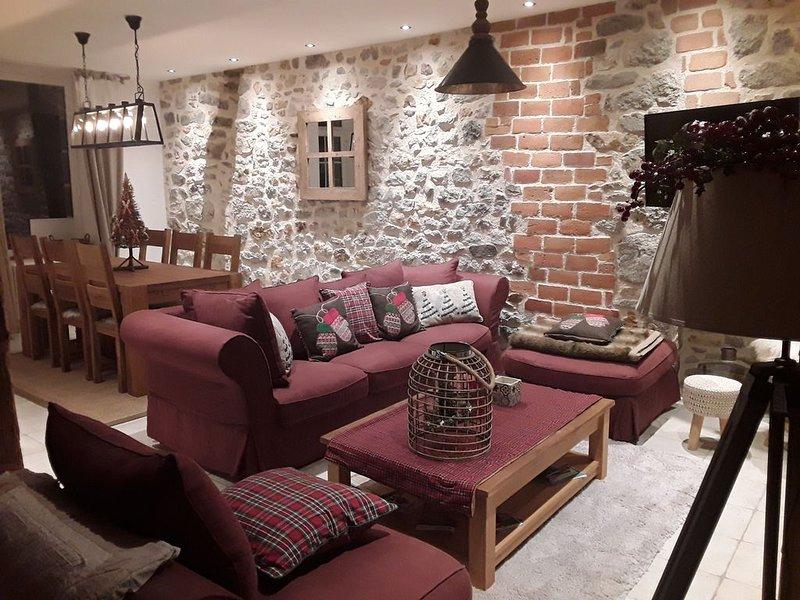 'L'atelier des artistes' Appartement 4*, proche de la ville, location de vacances à La Bourboule
