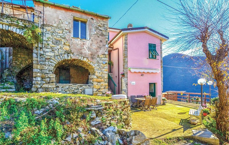 1 bedroom accommodation in Lavagna (GE), vakantiewoning in Mezzanego