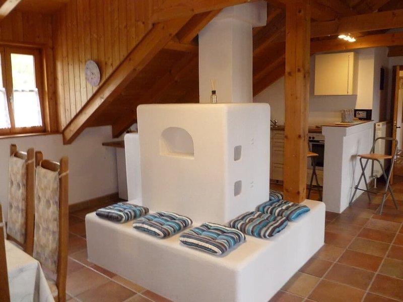 Großzügige Ferienwohnung (146 qm) mit Wellnessbereich und Hallenbad, location de vacances à Waldthurn