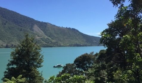 Fernleigh - Moetapu Bay Holiday Home, alquiler vacacional en Marlborough Region