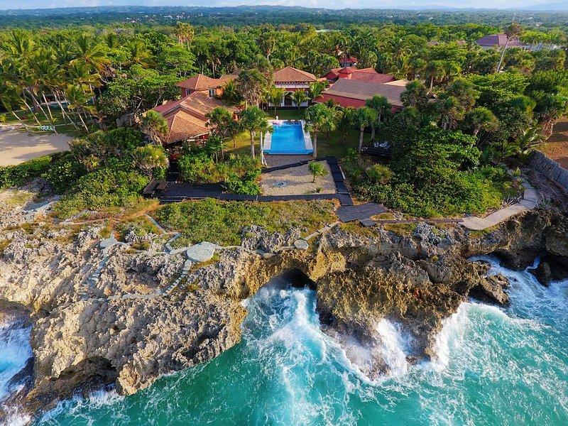 Villa Suspiros del Mar - Sea Horse Ranch, holiday rental in Perla Marina