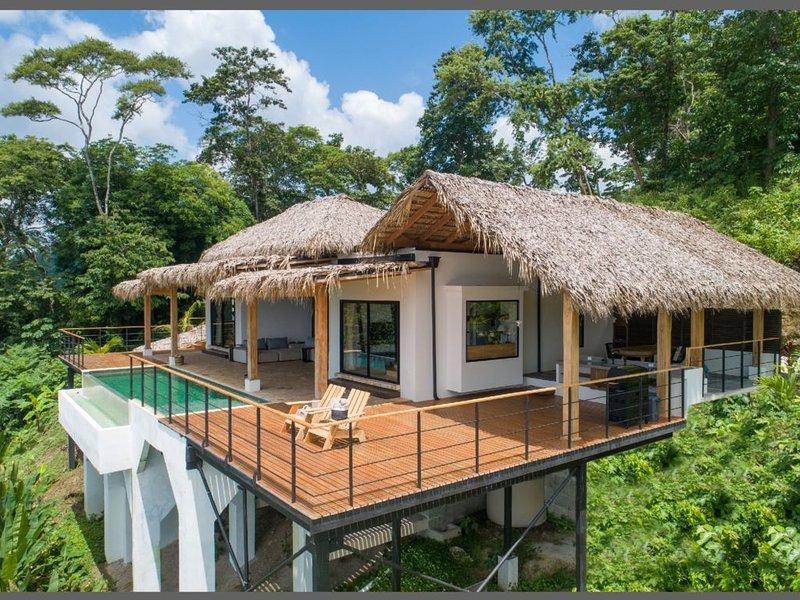 Luxury Boutique Villa Aventura, alquiler de vacaciones en Mal País
