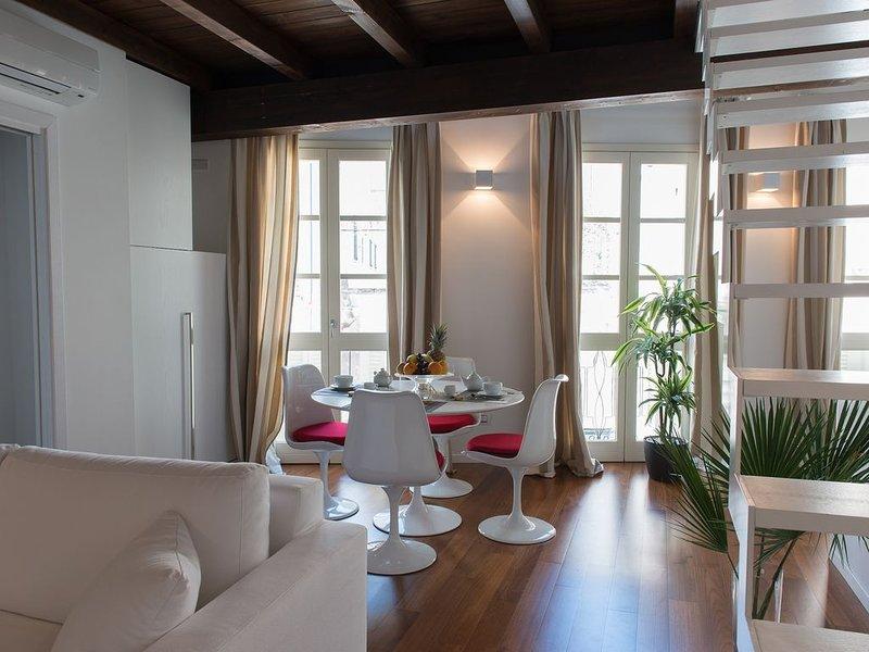 Nusa Noa Luxury Loft di Ale & Carlo : P1251, location de vacances à Pirri
