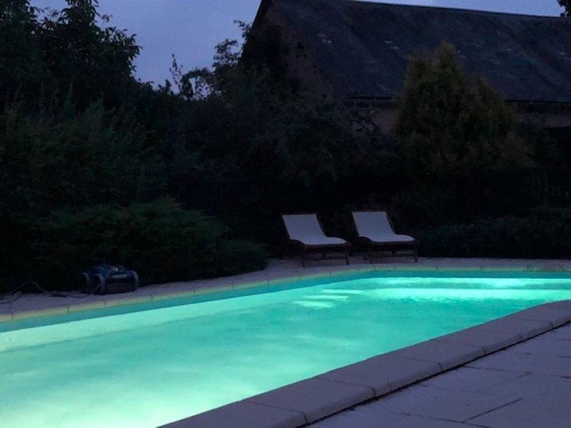 Sie möchten Ihre Seele baumeln lassen? Willkommen im  Naturpark Morvan, holiday rental in Lucenay-l'Eveque