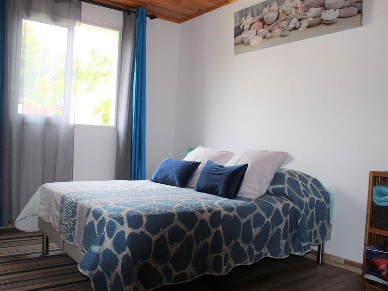 Maison 4 chambres avec jardin,parking à 5m du centre ville – semesterbostad i Cilaos