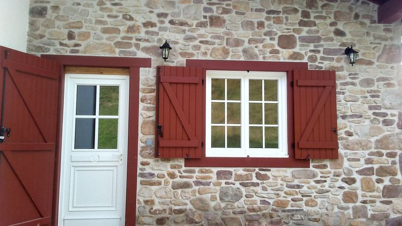 Location week-end ou semaine tout l'année, holiday rental in Urrugne