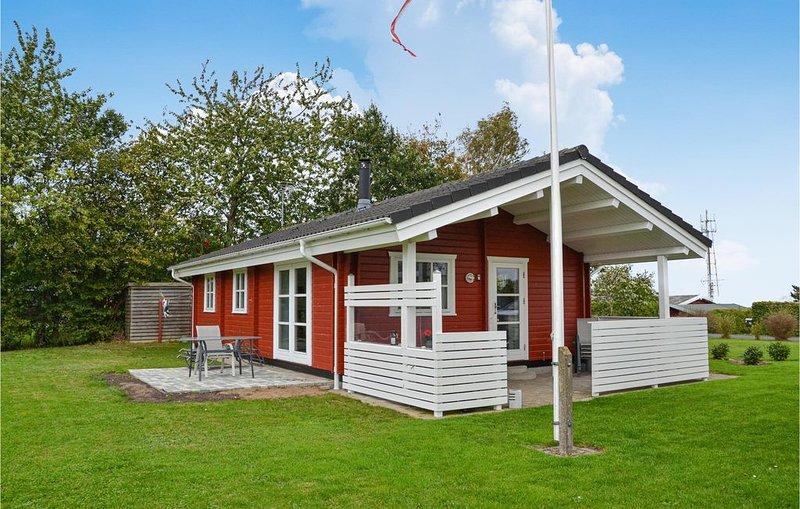 2 Zimmer Unterkunft in Frederiksværk, aluguéis de temporada em Jaegerspris