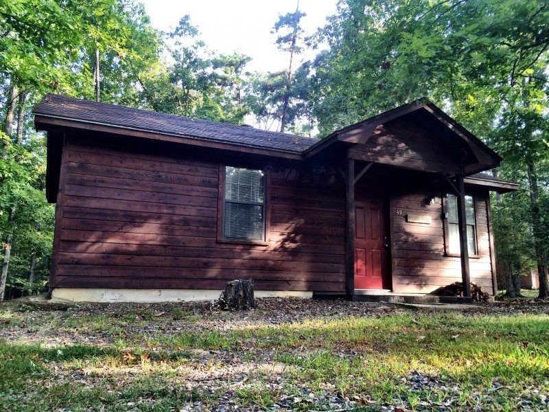 Beavers Bend Luxury Cabin Rentals - Bunk House - Front