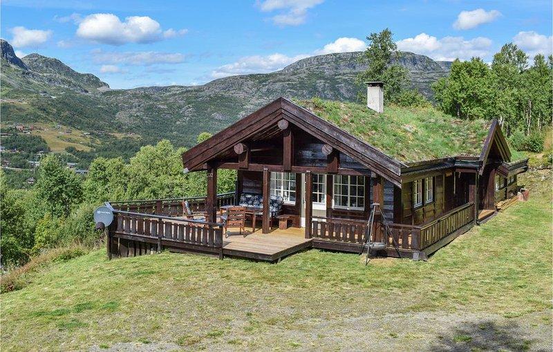 3 Zimmer Unterkunft in Tyinkrysset, vacation rental in Oppland