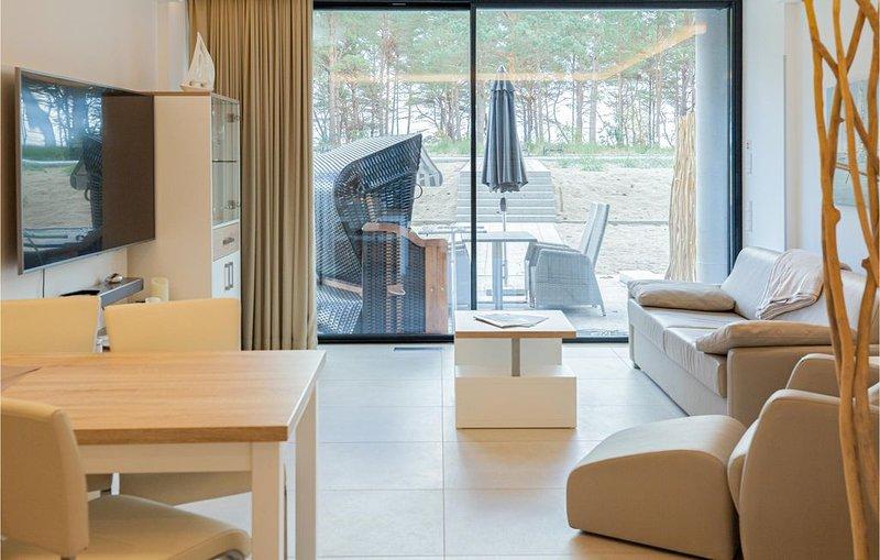 1 Zimmer Unterkunft in Binz, location de vacances à Lietzow