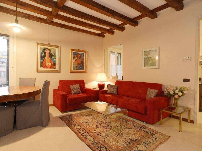 Ca' San Salvador, holiday rental in Cannaregio