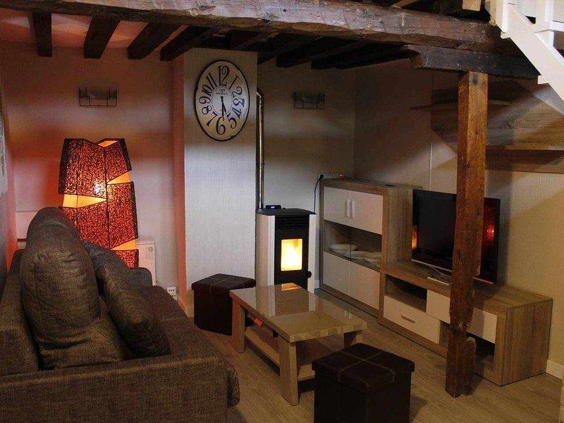 CUENCALOFT ESTUDIO EN PLAZA MAYOR, holiday rental in Arcas del Villar