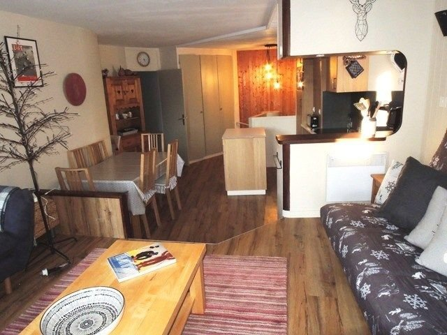 Nice 3 rooms in duplex for 6 persons, vacation rental in Avoriaz